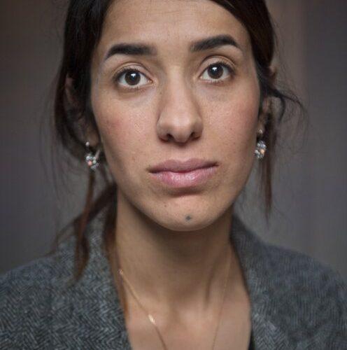 Nobel Peace Prize 2018, Nadia Murad
